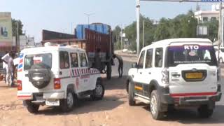 Bhuj | Implementation of new traffic rules in the state