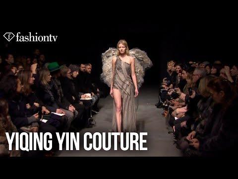 Yiqing Yin Couture Spring/Summer 2014   Paris Couture Fashion Week   FashionTV