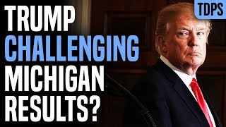 Lt Gov: Trump Preparing to Challenge Results If He Loses