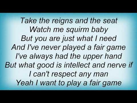 Sia - Fair Game Lyrics