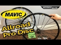 Mavic Ksyrium Pro Disc Allroad Wheelset Close Look and Actual Weight Endurance Wheels