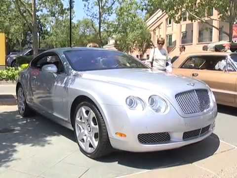 Car Guy Channel Episode 99: 2015 Mountain View A La Carte & Art Car Show (full length)
