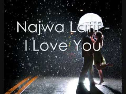 Najwa Latif - I love You (Male Cover)