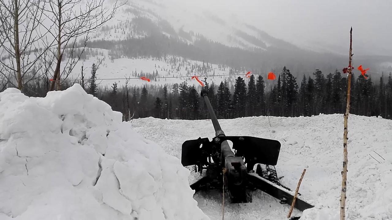 Видео профилактики снежный лавин на Севере Иркутска [LIFECORR .