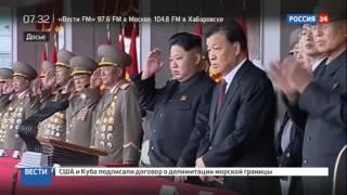 СМИ  КНДР, возможно, построила две межконтинентальных баллистических ракеты