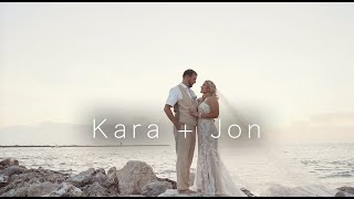 Kara + Jon | Clearwater Wedding Film