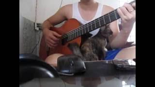 Bằng lăng tím guitar (cover haketu)