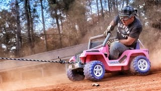 Cardboard Rodeo with Dale Earnhardt Jr. Thumbnail