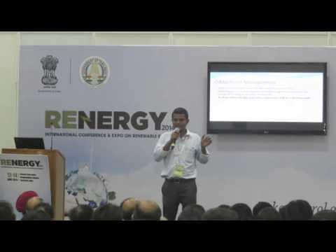 Sridhar Vaishnavi Constructions Renergy 2014 Solar Energy Training