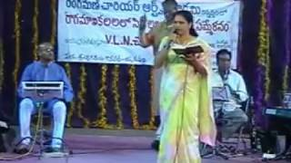 Lalithasangeetham by VKDURGA Beautiful song