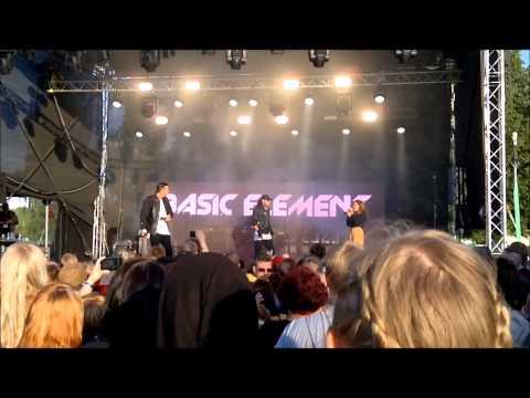 Imatra Music Go 90´s, Basic Element