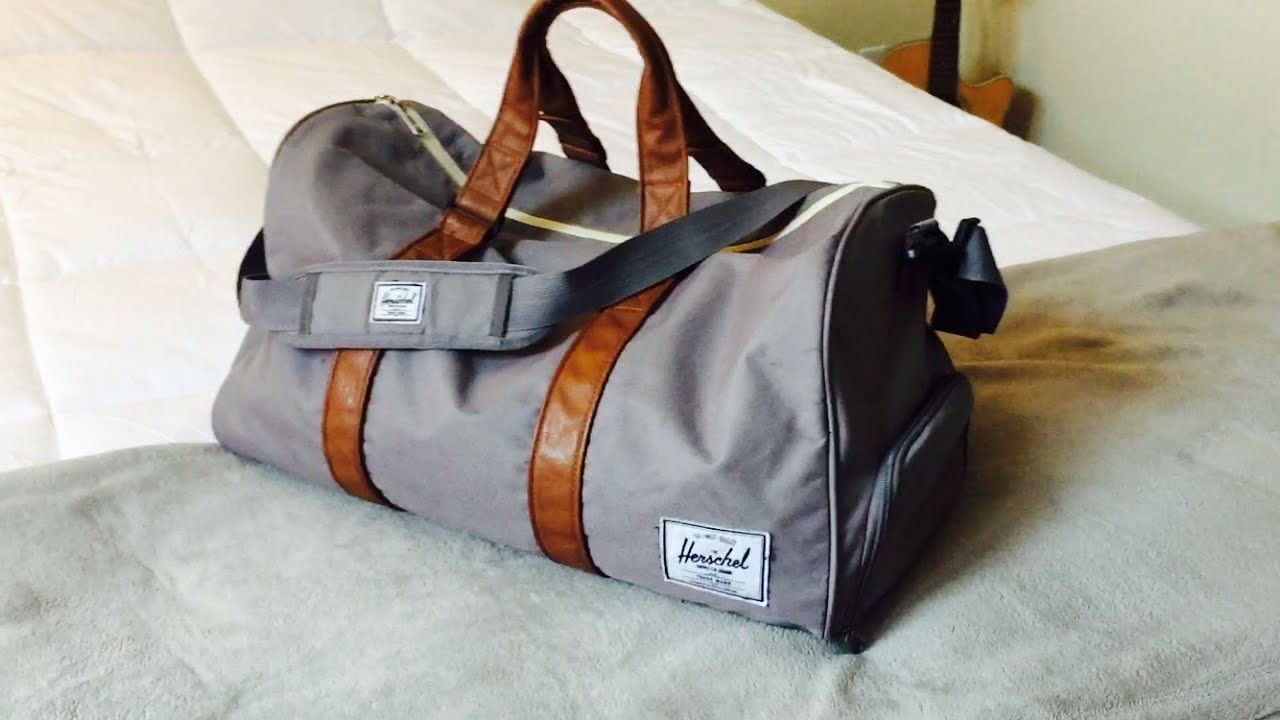 db50362e1777 My Style 101  The Weekender Bag - YouTube