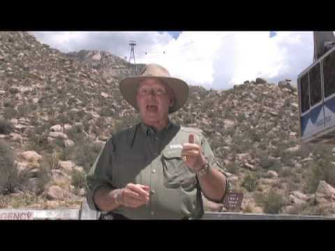 Travel Guide New Mexico tm, Sandia Peak Tramway, Albuquerque New Mexico