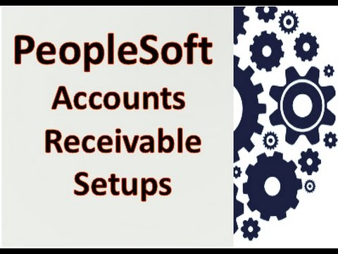 peoplesoft accounts receivable for dummies