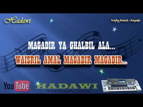 karaoke-qasidah-magadir---wafiq-azizah-|-karaoke-tanpa-vokal