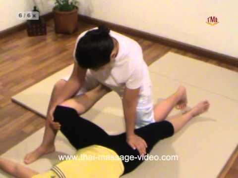 TME Thai Yoga Massage Techniques
