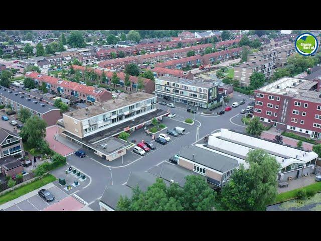Reeuwijk-Brug in vogelvlucht
