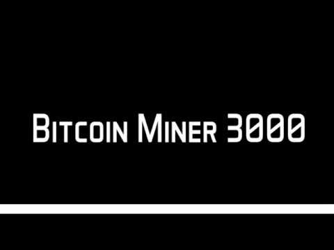$€ BITCOIN MINER 3000 | MAKE MONEY | SECRET | HACK - See How Much Money I Made :)
