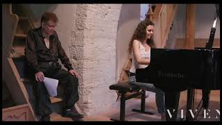 Peter Buser Gsteig Danae Improvisation (Buservideo 51)