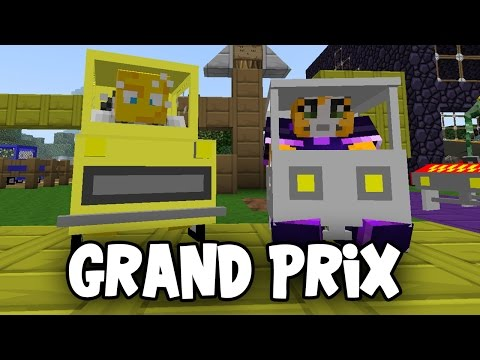 Minecraft - Crazy Craft 2.2 - Grand Prix! [48]