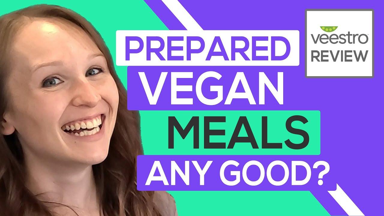 🌱 Veestro Review \u0026 Taste Test:  Do These Premade Vegan Meals Actually Taste Good?