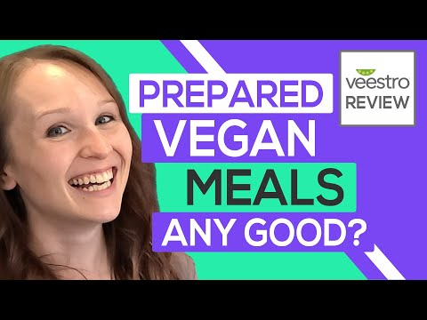 🌱 Veestro Review 2020: Unboxing & Meals (Taste Test) - Видео онлайн