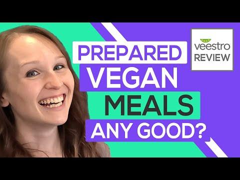 🌱 Veestro Review 2020: Unboxing & Meals (Taste Test) - Видео онлайн