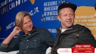 """94.9 KLTY's """"From The Couch with Bonnie Curry"""" ft. Switchfoot"""