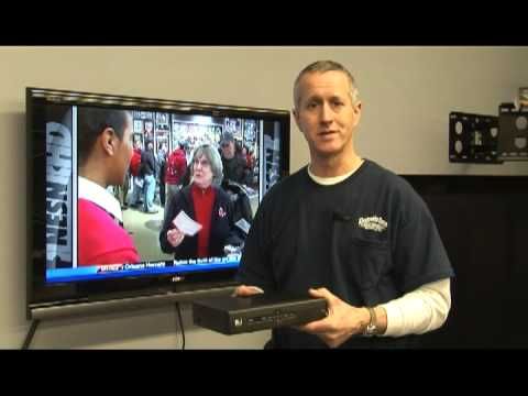 TV & Electronics : Does an Analog Television With the Digital Converter Box Need an Antenna?