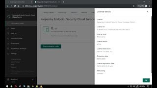 Kaspersky Endpoint Security Cloud  10 devices  Free Extended  License