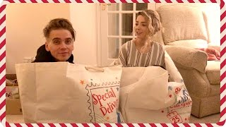 SUGG SIBLINGS EARLY CHRISTMAS!