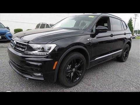 2019 Volkswagen Tiguan Baltimore MD Parkville, MD #O9130650 - SOLD
