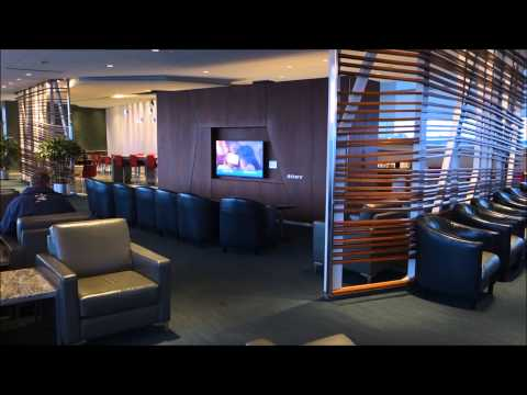 Ottawa Airport Canada Maple Leaf Lounge @FlyYOW