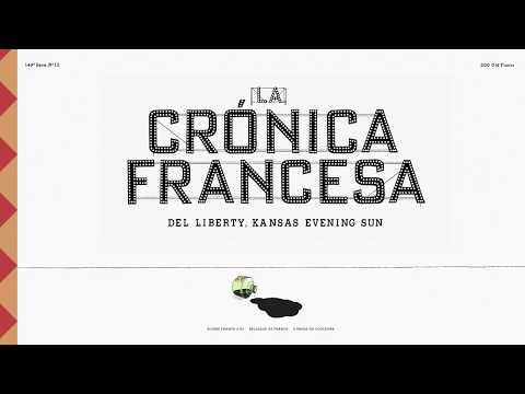 La Crónica Francesa | Tráiler Oficial | Cinemex