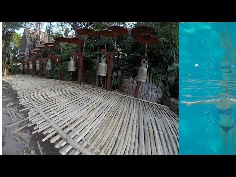 DROPPED MY GOPRO IN THE WATER 😲 - Chiang Mai - Travel Blog 32