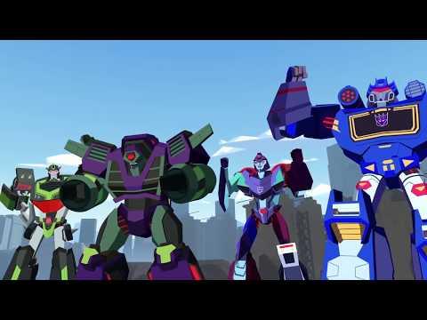 Трансформеры: Кибервселенная/Transformers: Cyberverse Сила Искры 2 сезон 5 серия Испытания