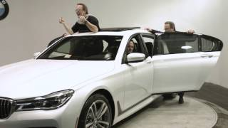 2017 BMW 7-Series Test Drive & Car Review