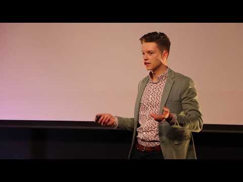 Waking up from the alcohol dream | Jens Wilms | TEDxBUas