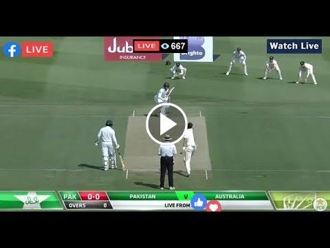 PTV Sports Live Streaming Pakistan Vs Bangladesh Live Cricket Match 1st Test Match
