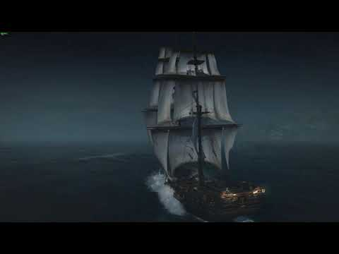 AC IV Wallpaper Sailing In The Night