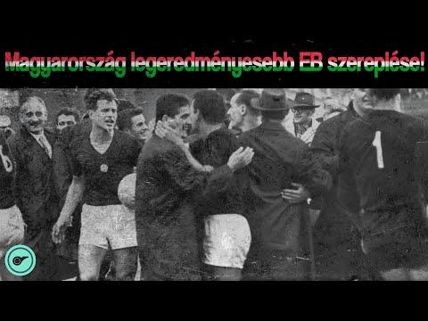 Magyarország legeredményesebb EB szereplése! (1964) | Félidő! thumbnail