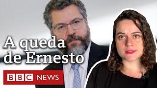 Demissão de Ernesto Araújo: fim de uma gestão sem precedentes na diplomacia brasileira