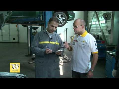 Техническое обслуживание автомобилей Renault Часть 1
