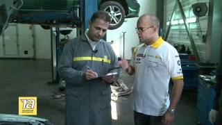 видео Техническое обслуживание (ТО) Рено Логан