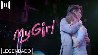 【Legendado PT-BR】Shen Yi Protege Meng Hui 💞 My Girl 4