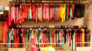 Girls frocks and tops in Dmart|D'mart Shopping Mall|D'Mart Shopping Clothes|D mart Clothes Shopping