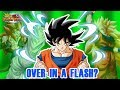 CAN WE END IT IN A FLASH!? | THE BEST KI LINK IN THE GAME IN ACTION! | DRAGON BALL Z DOKKAN BATTLE