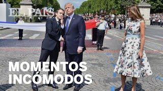 Los momentos incómodos de Trump con líderes europeos | Internacional