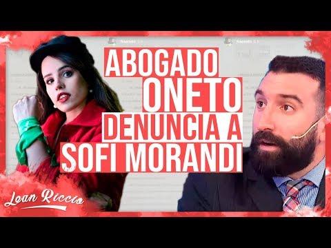 ABOGADO ANALIZA caso 'Francisco Oneto - Sofi Morandi'
