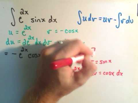 Integration By Parts A Loopy Example Youtube